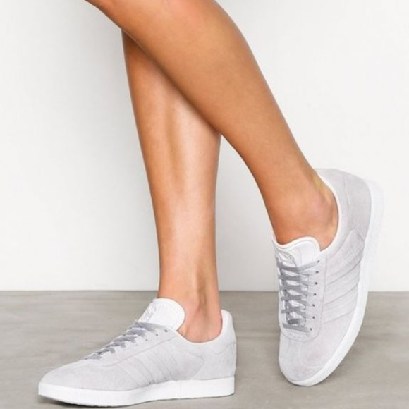 Gazelle Stitch and Turn suede sneakers